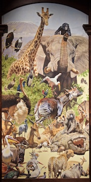 Brian Jarvi's AFRICAN MENAGERIE