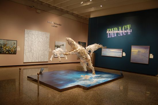 View Photos From The 'Environmental Impact' Exhibit