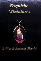 Miniature painting book by Wes and Rachelle Siegrist